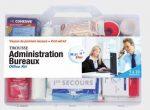 Trousse secours administration bureaux