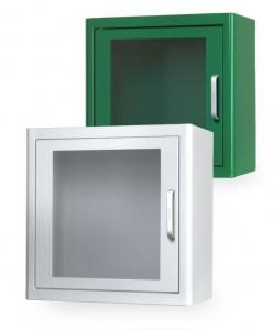 Armoire intérieure métal avec alarme