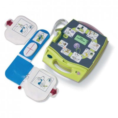 Zoll AED Plus Semi Automatique (DSA)