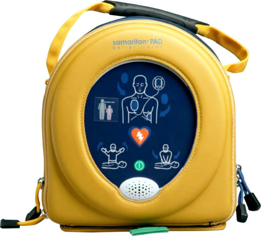 Défibrillateur Heartsine Samaritan Pad 360P (DEA)