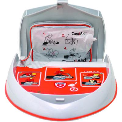 Défibrillateur CardiAid CT0207RS (DSA)