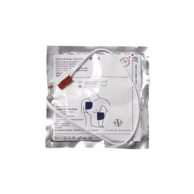 CardiacScience PowerHeart G3 - Electrodes adulte